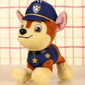 Paw Patrol – patrolne šape muzička plišana igračka CHASE_3