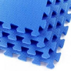 Velike podne puzle - 4 Boje: Plava, Žuta, Roze, Zelena - mekane puzle_1