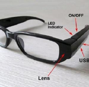 Spy naočare sa ugrađenom kamerom_3