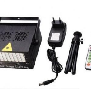 Laser Stage Lighting + LED STROBOSKOP u raznim bojama - rasveta i oprema za diskoteke i kafiće_2