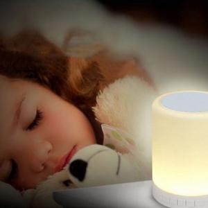 Prenosivi SMART LED zvučnik/lampa 2u1_2