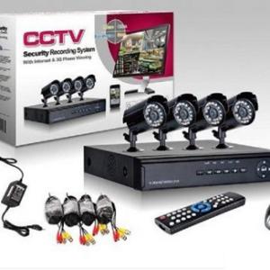 Kompletan video nadzor sa 4 kamere - kamere za video nadzor + dvr_2