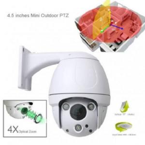 Mini IR PTZ multifunkcionalna kamera_1