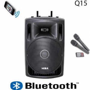 MBA F-15A karaoke zvučnik sa akumulatorom 150W_1