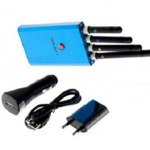 Mini ometač signala-jammer za GSM/CDMA/DCS/PHS/3G/WiFi mreže_1