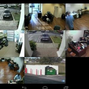 Kompletan video nadzor sa 4 kamere - kamere za video nadzor + dvr_1