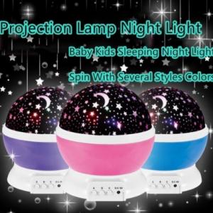 Sobna Lampa ZVEZDANO NEBO - Dream lamp_3