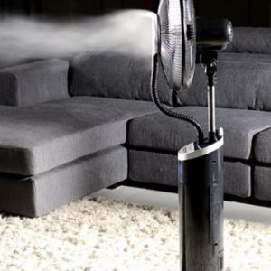 Kućni ventilator sa vodenim raspršivačem - raspršivač vodene pare_1