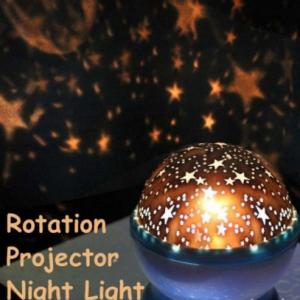 Sobna Lampa ZVEZDANO NEBO - Dream lamp_1
