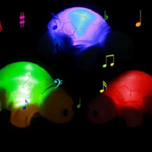 Muzička igračka - Svetleća kornjača_4