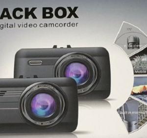 DVR Full HD Auto Kamera Black BOX tko8uft
