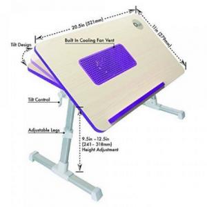 Univerzalni multifunkcionalni stočić za laptop