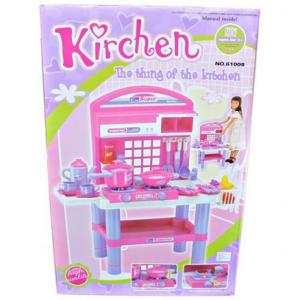 Velika kuhinja za male kuvarice set igračka_1