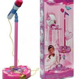 igračka Mikrofon za male pevačice