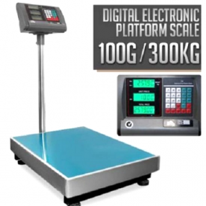 Digitalna vaga do 300kg sa automatskim obračunom