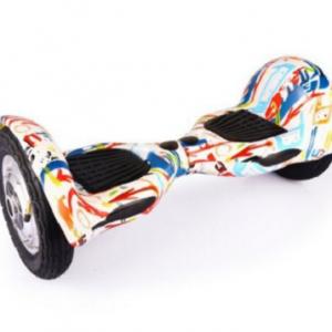 "Hoverboard - Električni skuter 10"" 7ilu"