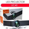Led Projektor UNIC UC40 800 lumen HDrady 2