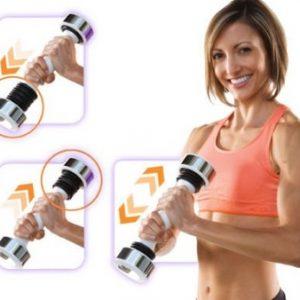 Shake Weight - teg za oblikovanje gornjeg dela tela_1
