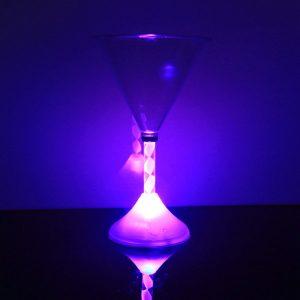 Svetleće čaše za Martini 2