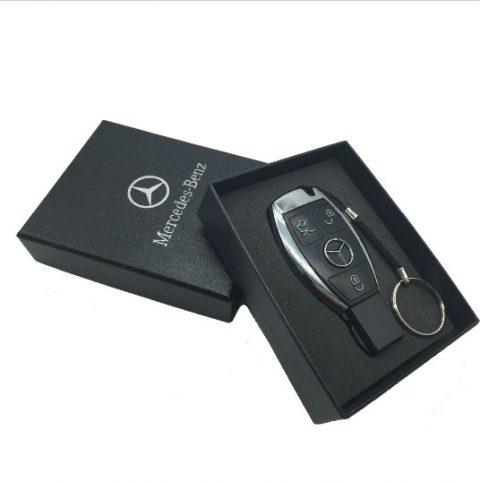 USB flash memorija u obliku Mercedes Benz auto ključa_1
