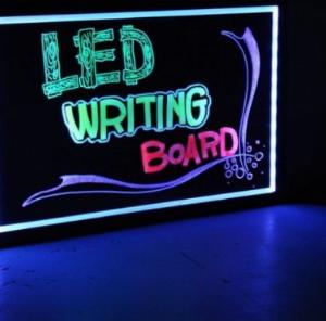 LED piši - briši tabla 60X80_1