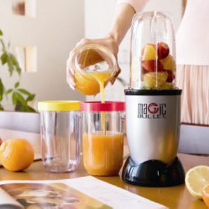 Veoma Moćen Blender ekstraktor - Nutri Magic Bullet 600w_5