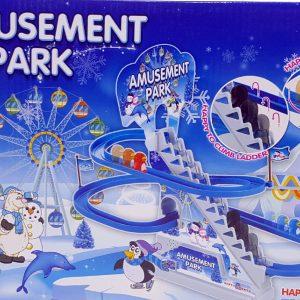 Veseli pingvini na ledu igracka set_3