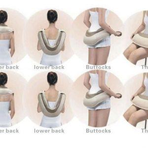 Cervical MASSAGE shawl - Masazer šal masaža udaranjem – tapping masaža_6