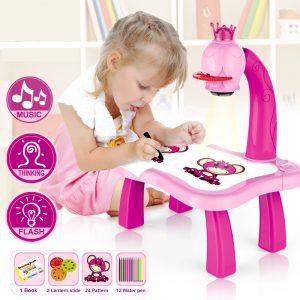 Projektor Stocic za crtanje za devojcice - NOVO 6