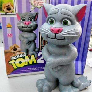 Pametni mačak koji ponavlja sve što kažete - Mačak Tom il
