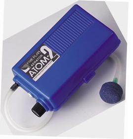 Atom 2 pumpa na baterije
