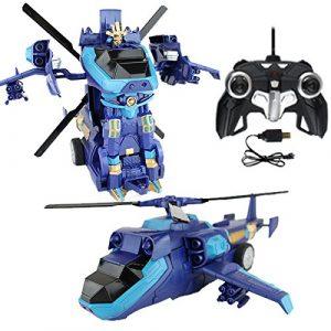 RC Transformers Autobot ROBOT- helikopter na daljinski_1
