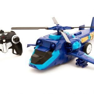 RC Transformers Autobot ROBOT- helikopter na daljinski_5
