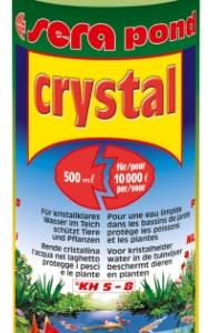 Sera pond crystal