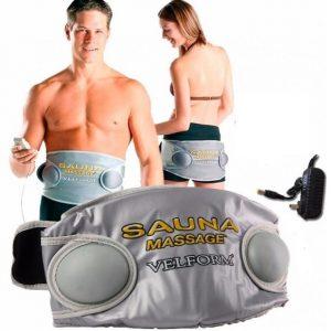 Velform Sauna Massage - Sauna i masazer u jednom! - NOVO 2