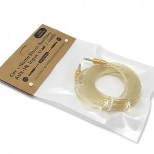 Audio AUX kabal 3m zlatni - 2