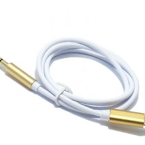 Audio AUX kabal za Iphone 7 zlatni