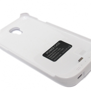 Baterija Back up za Samsung I9500 Galaxy S4 (4500mAh) white 2
