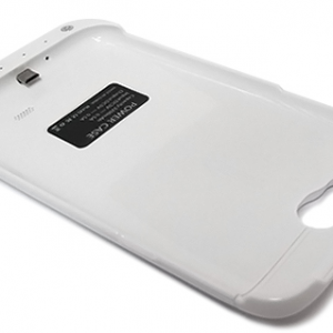 Baterija Back up za Samsung N7100 Galaxy Note 2 (3200mAh) white 2