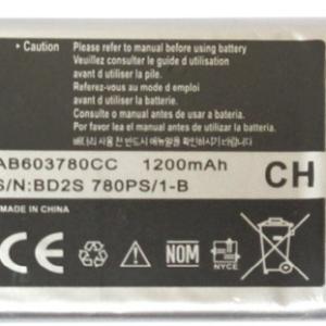 Baterija za Samsung B5722 2