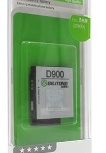 Baterija za Samsung D900 Bilitong