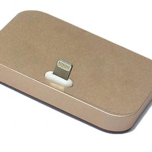 Dock Audio za Iphone 7 zlatni