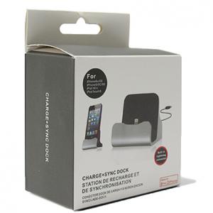 Dock micro sa USB kablom zlatni 2