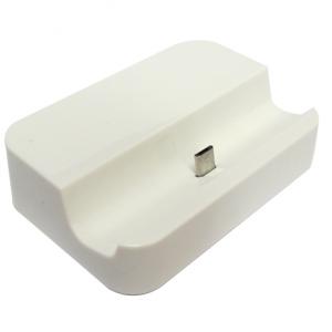 Dock za Samsung I9500 Galaxy S4 white