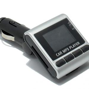 FM Modulator MP3 6in1 816C sivi