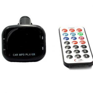 FM Modulator MP3 6in1 819B crni