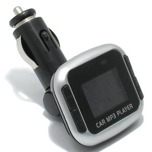 FM Modulator MP3 6in1 819B sivi