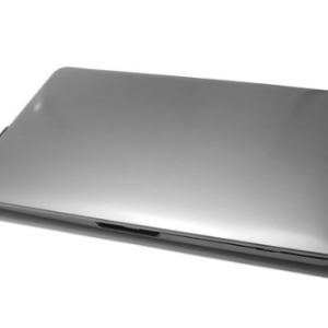 Futrola METALLIC PAINT za Apple MacBook 12.0 srebrna