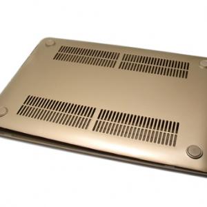 Futrola METALLIC PAINT za Apple MacBook 12.0 zlatna - 2