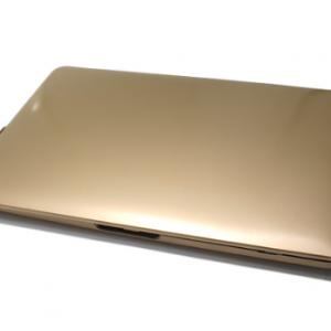 Futrola METALLIC PAINT za Apple MacBook 12.0 zlatna